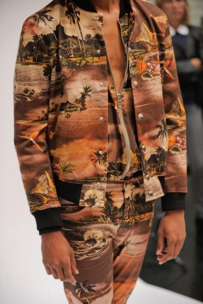 Jean Paul Gaultier2012春夏男装周