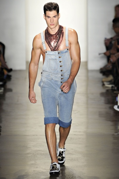Jeremy Scott2012春夏男装周