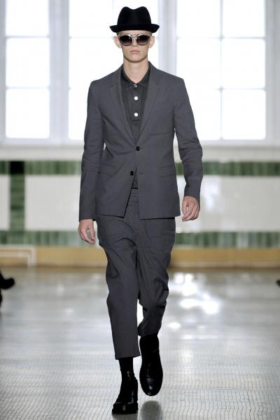 Kris Van Assche2012巴黎春夏男装周