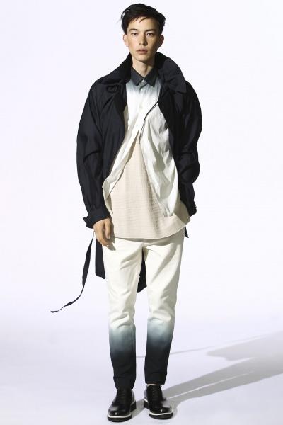3.1 Phillip Lim2012巴黎春夏男装周