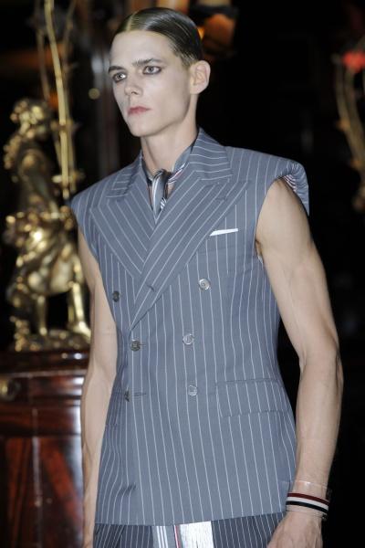 Thom Browne2012春夏男装周