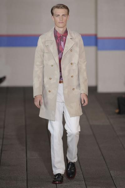 Tommy Hilfiger2012纽约春夏男装周