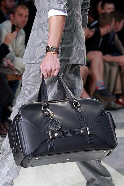 Versace2012春夏男装周