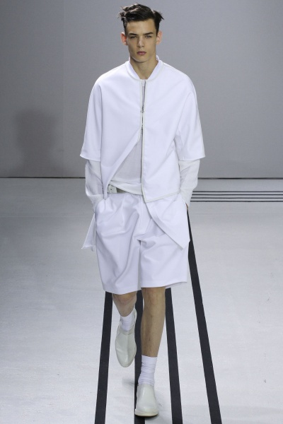 3.1 Phillip Lim2013巴黎春夏男装周