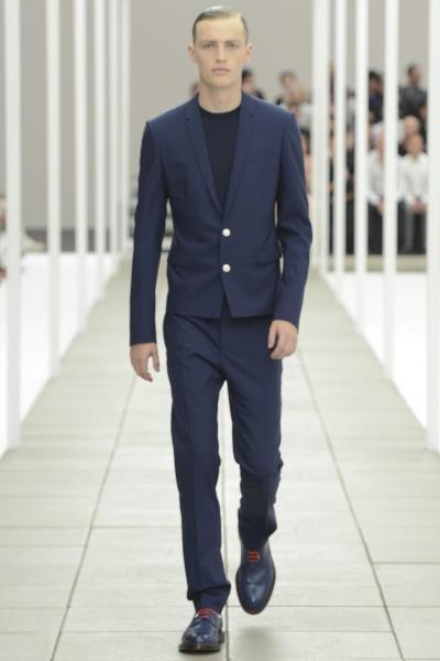 Dior Homme2013巴黎春夏男装周