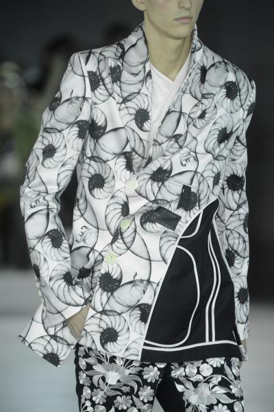 John Galliano2013春夏男装周