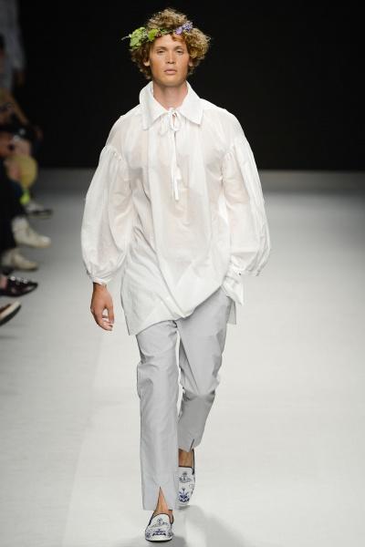 Vivienne Westwood2013米兰春夏男装周