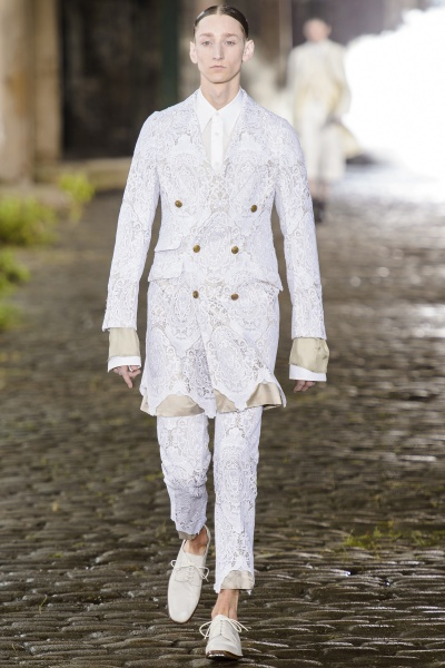 Alexander McQueen2014春夏