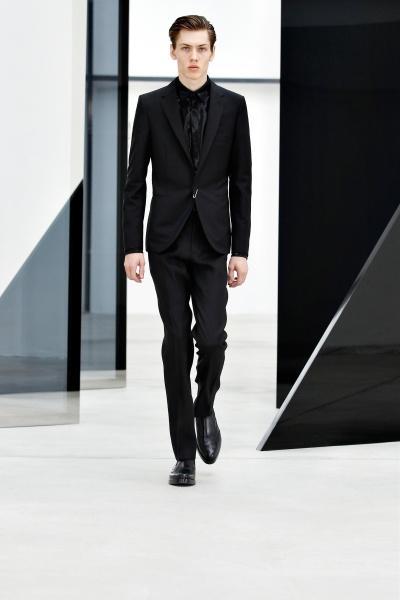 Balenciaga2014巴黎春夏男装周