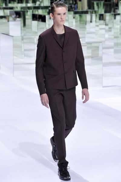 Dior Homme2014巴黎春夏男装周