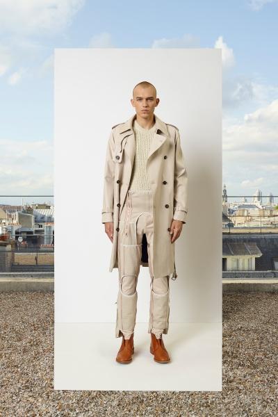 Jean Paul Gaultier2014巴黎春夏男装周