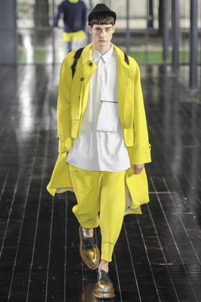 John Galliano2014春夏男装周