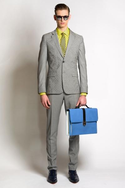 Jonathan Saunders2014春夏男装周