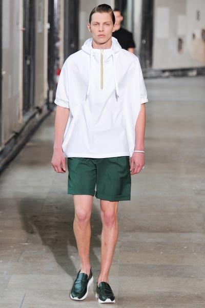 Kris Van Assche2014巴黎春夏男装周