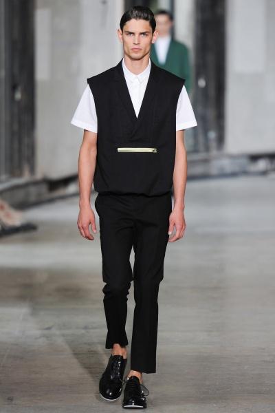 Kris Van Assche2014春夏男装周