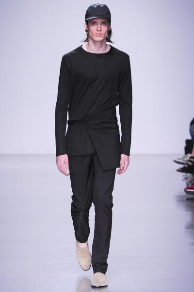 Lee Roach2014春夏男装周