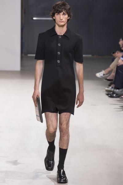 Raf Simons2014巴黎春夏男装周