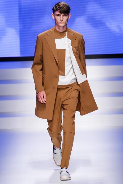 Salvatore Ferragamo2014米兰春夏男装周
