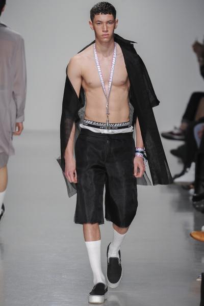 Shaun Samson2014春夏男装周