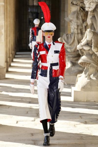 Thom Browne2014巴黎春夏男装周