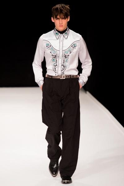 Topman Design2014春夏男装周