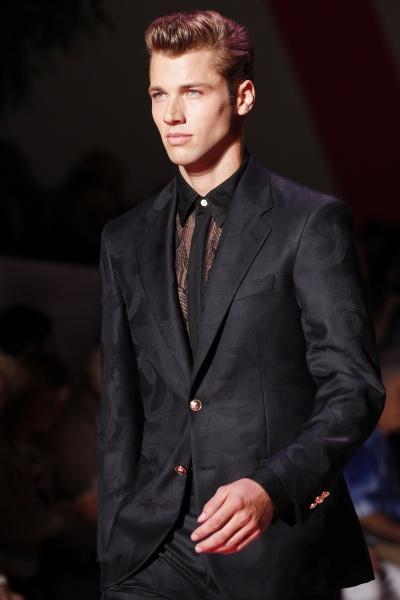 Versace2014春夏男装周