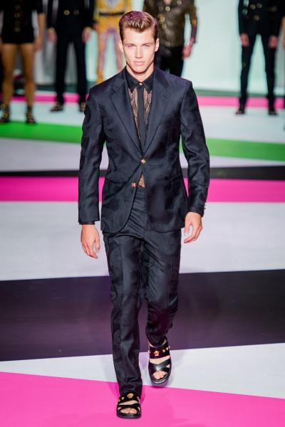 Versace2014春夏