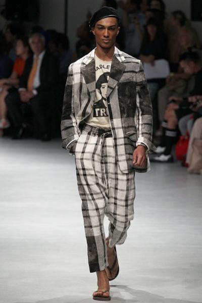 Vivienne Westwood2014米兰春夏男装周