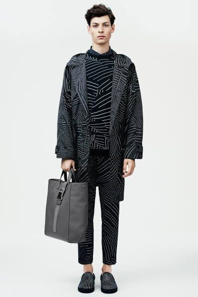 Christopher Kane2015伦敦春夏男装周