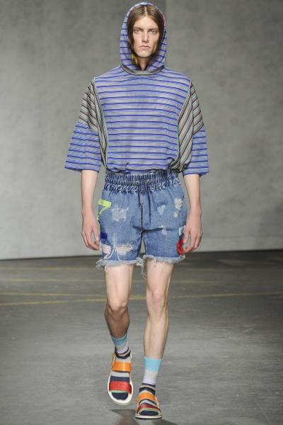 James Long2015春夏男装周