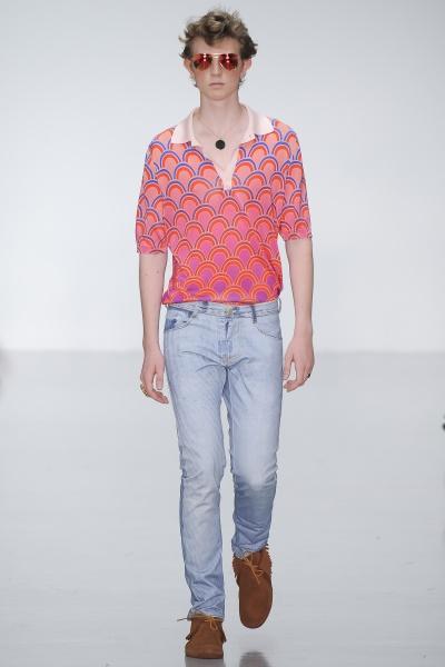 Katie Eary2015春夏男装周