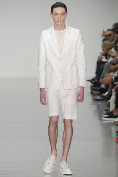 Lou Dalton2015伦敦春夏男装周