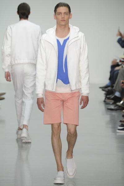 Lou Dalton2015春夏男装周