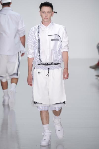 Nasir Mazhar2015春夏男装周
