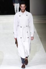 Giorgio Armani 2015年春夏男装-米兰