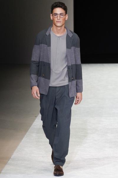 Giorgio Armani2015春夏男装周