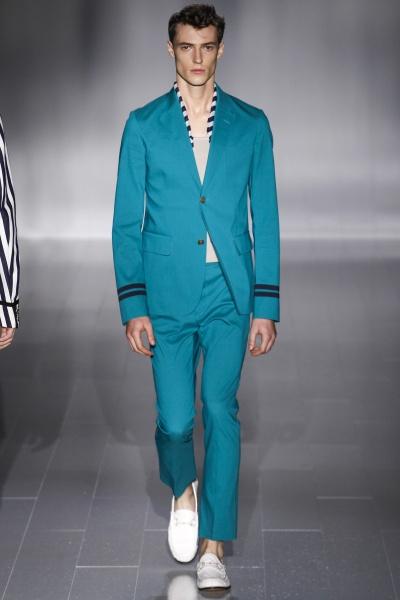 Gucci2015春夏男装周
