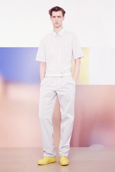 Jil Sander2015春夏男装周