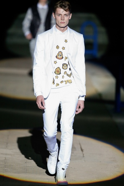 Philipp Plein2015春夏男装周