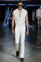 Roberto Cavalli 2015年春夏男装-米兰