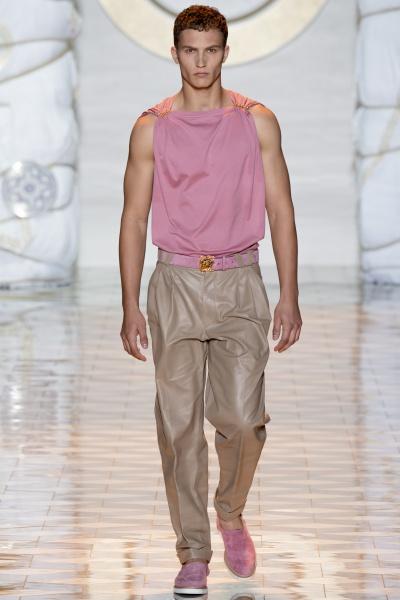 Versace2015春夏男装周