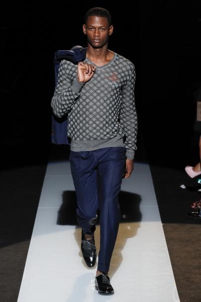 Vivienne Westwood2015米兰春夏男装周