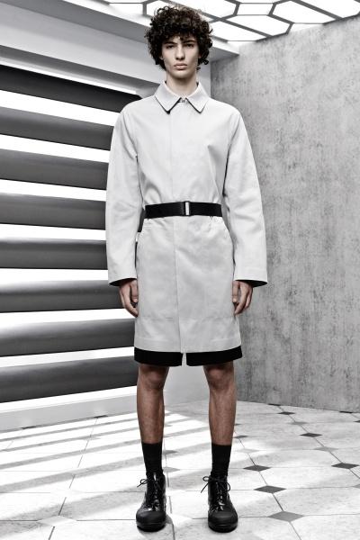 Balenciaga2015巴黎春夏男装周