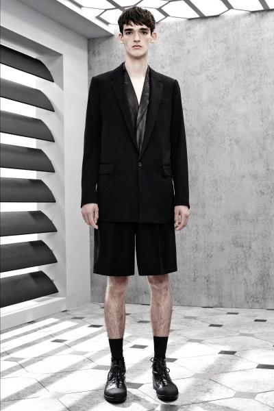 Balenciaga2015春夏男装周