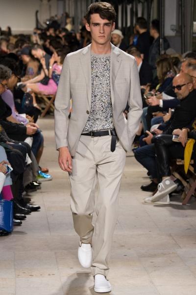Hermès2015春夏男装周