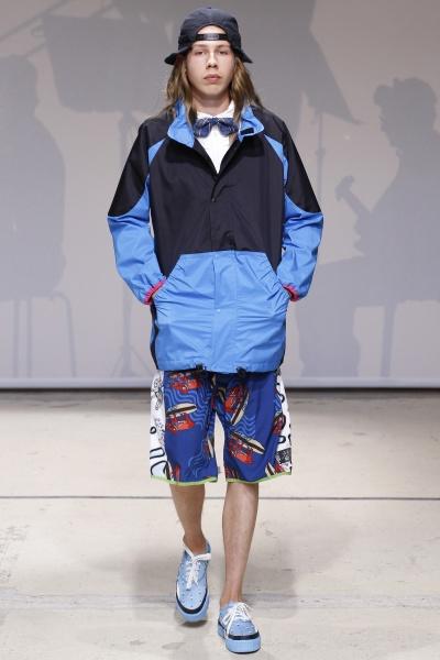 Julien David2015春夏男装周