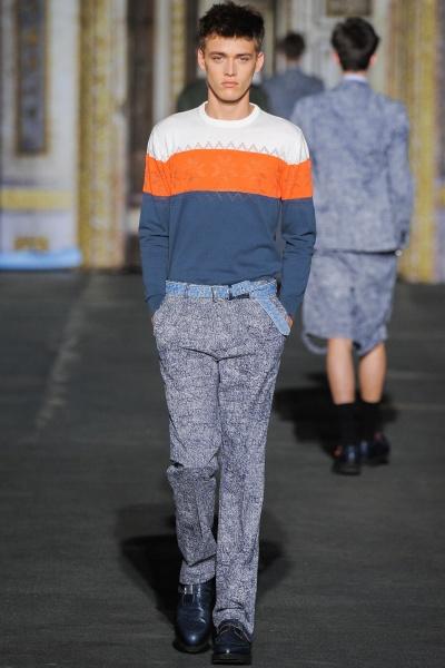 Kris Van Assche2015春夏男装周