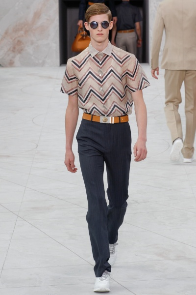 Louis Vuitton2015春夏男装周