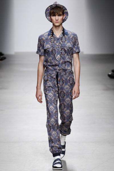 Mihara Yasuhiro2015巴黎春夏男装周