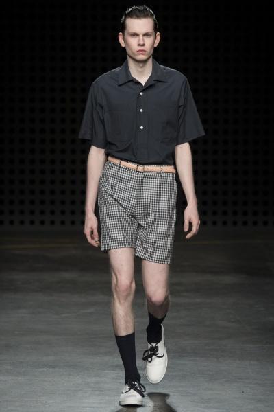 E. TAUTZ2016春夏男装周
